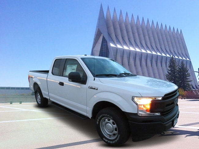 2018 Ford F-150 XL XL 4WD SuperCab 6.5 Box