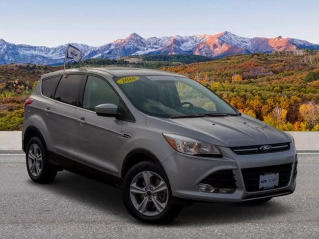 2016 Ford Escape SE 4WD  SE