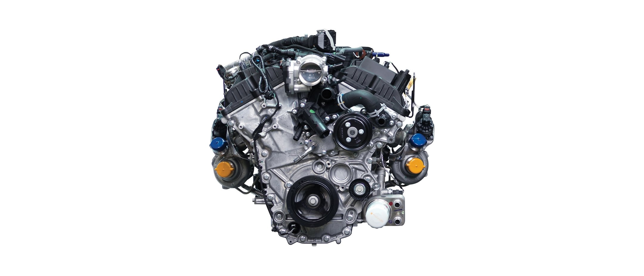 3.5L EcoBoost V6 F150 Engine