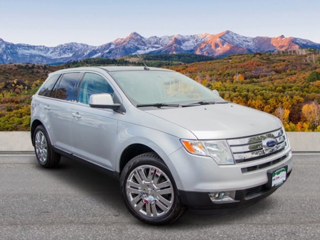 2010 Ford Edge Limited Limited AWD