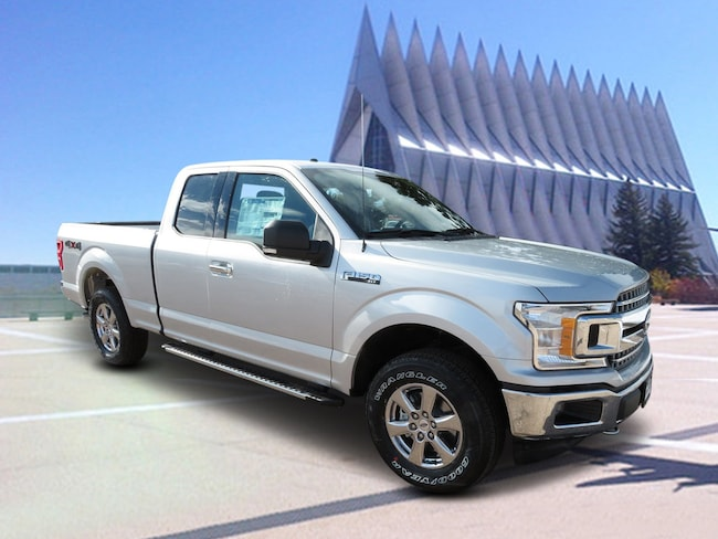 2018 Ford F-150 XLT XLT 4WD SuperCab 6.5 Box