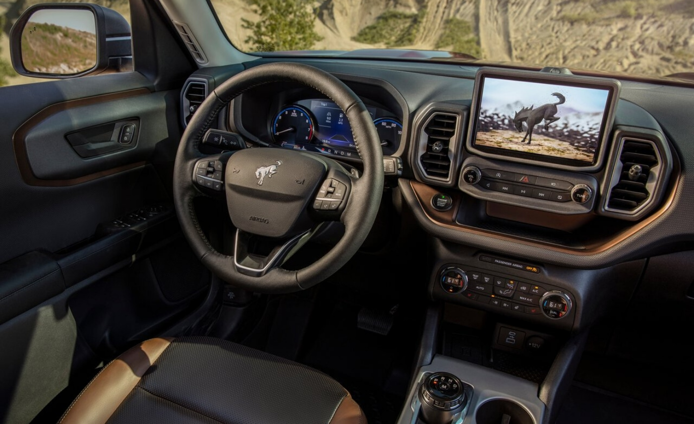 2021 Ford Bronco Sport Release Interior Specs Phil Long Ford Chapel Hills
