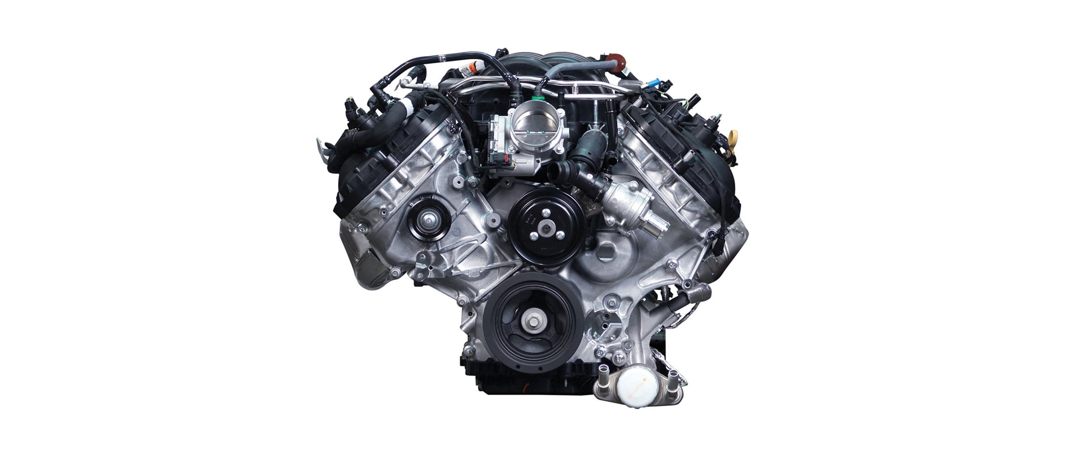 5.0L TI-VCT V8 Ford F150 Engine