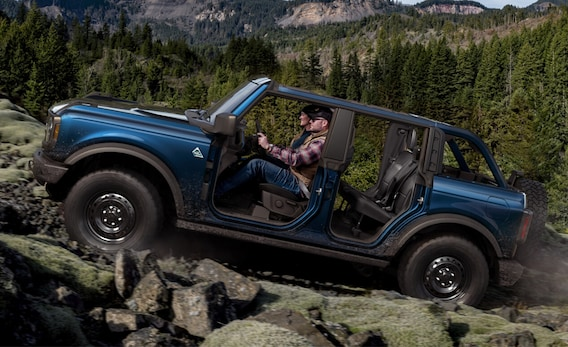 2021 Ford Bronco Release Specs Trims Phil Long Ford Chapel Hills