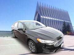 2019 Ford Fusion SE SE AWD