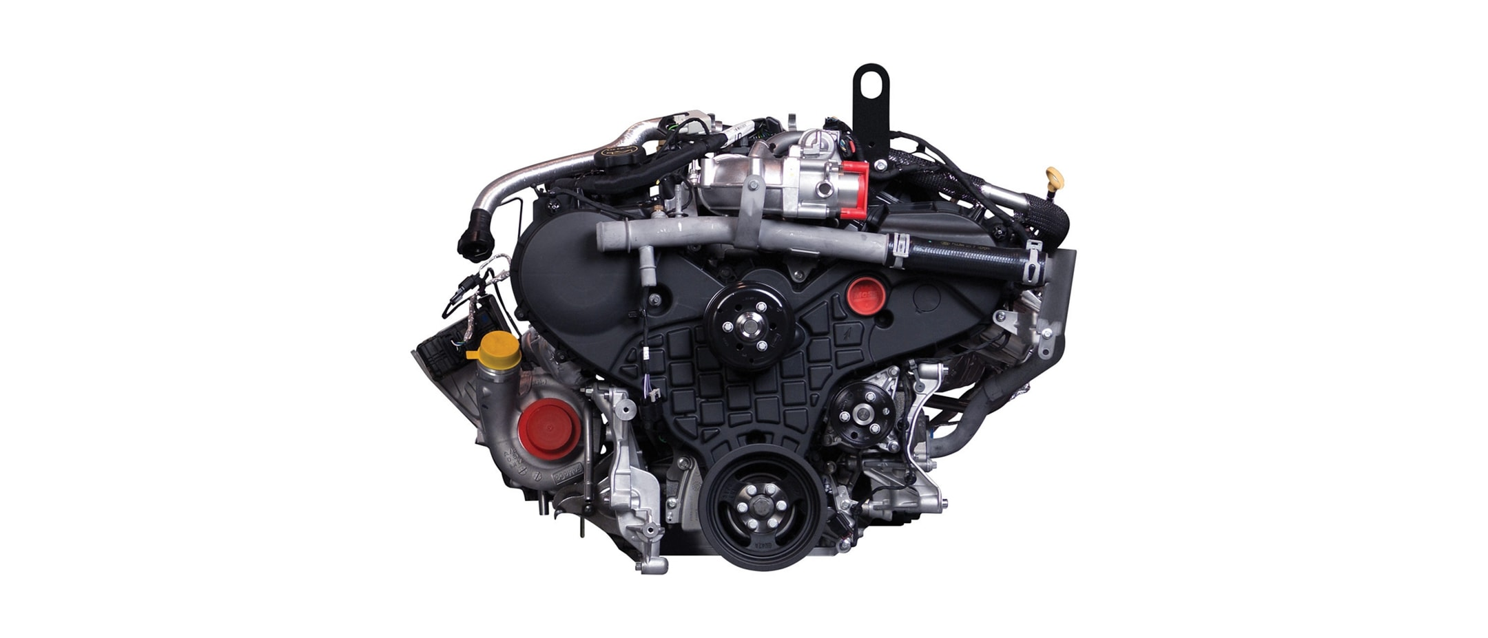 3.0L Powerstroke Turbo Diesel Ford F150 Engine