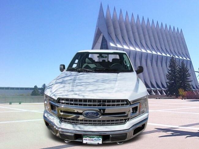 2018 Ford F-150 4WD CC