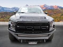 2018 Ford F-150 Raptor Raptor 4WD SuperCrew 5.5 Box