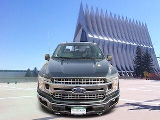 2018 Ford F-150 4WD CC XLT 4WD SuperCrew 5.5 Box