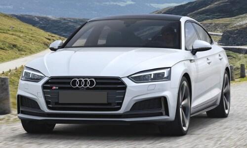 Audi a6 black edition 2020