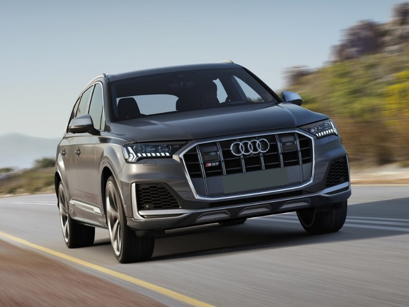 2020 Audi SQ7 SUV in Colorado Springs