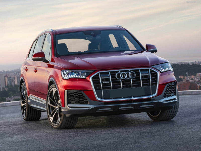2020 Audi Q7 SUV in Colorado Springs
