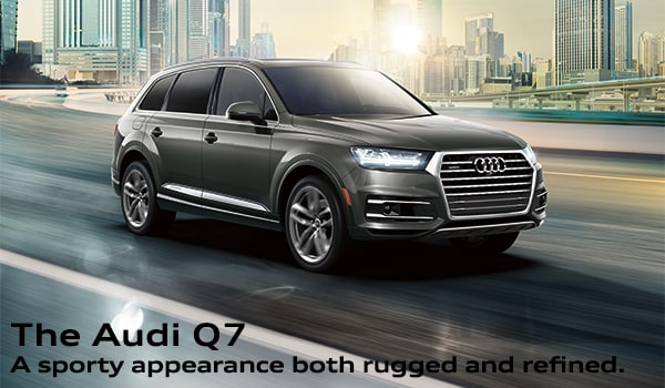 audi q7 lease deals at phil long audi colorado springs. Black Bedroom Furniture Sets. Home Design Ideas