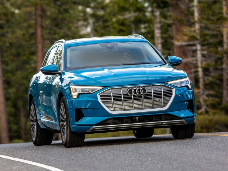 2020 Audi e-tron SUV in Colorado Springs
