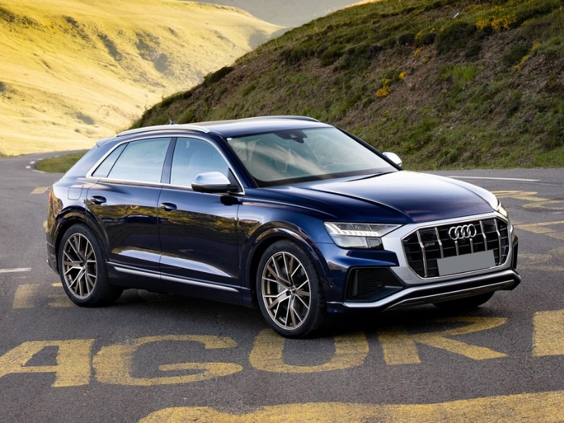 2020 Audi SQ8 SUV in Colorado Springs