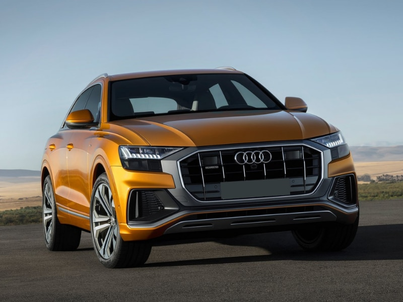 2020 Audi Q8 SUV in Colorado Springs