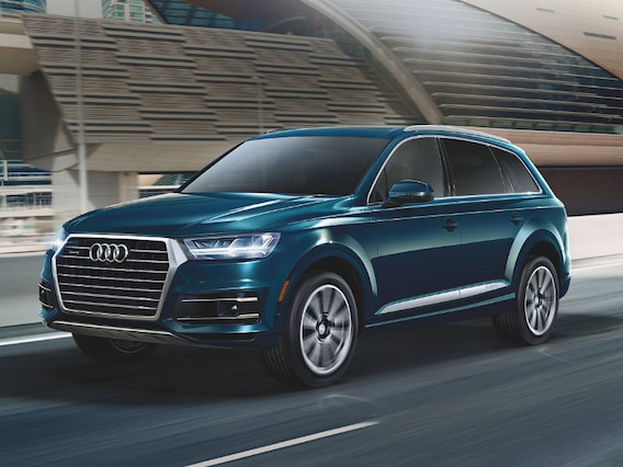 2019 Audi Q7 vs 2019 Acura MDX | Audi Colorado Springs