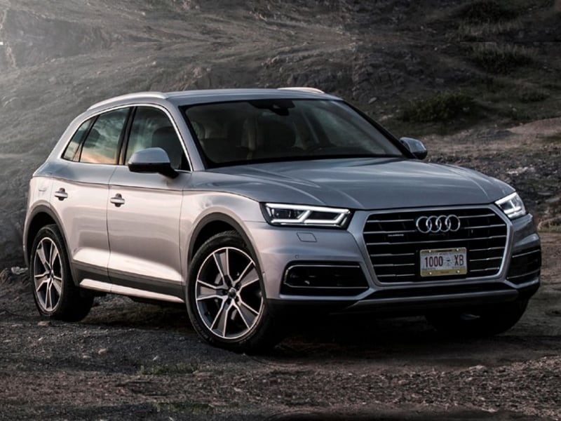 2020 Audi Q5 SUV in Colorado Springs