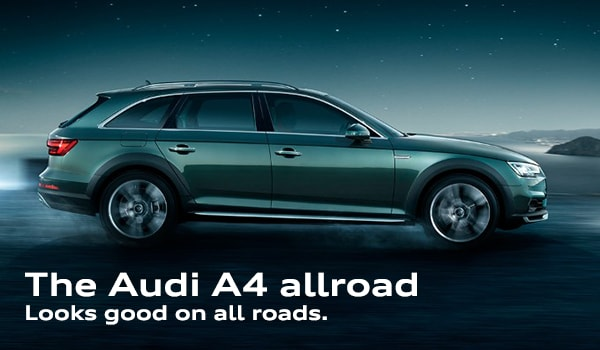 Audi A4 Allroad Special Offers Audi Colorado Springs