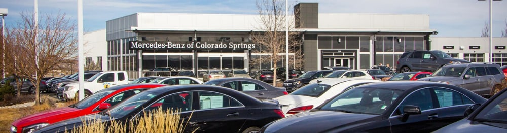Mercedes-Benz of Colorado Springs - Exclusive Mercedes ...
