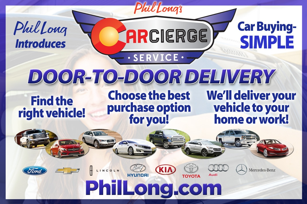 Phil Long Carcierge Car Delivery Service