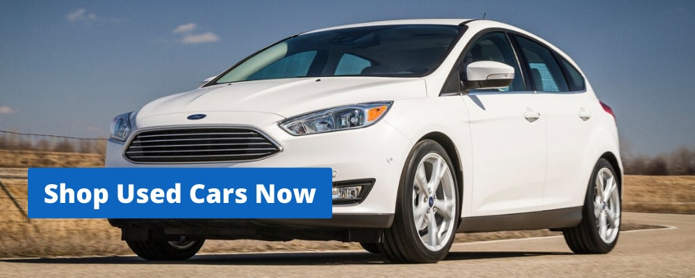 used Ford Focus for sale at Phil Long