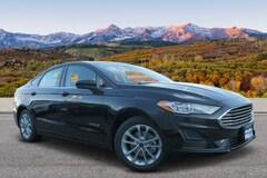 2019 Ford Fusion Hybrid SE Sedan
