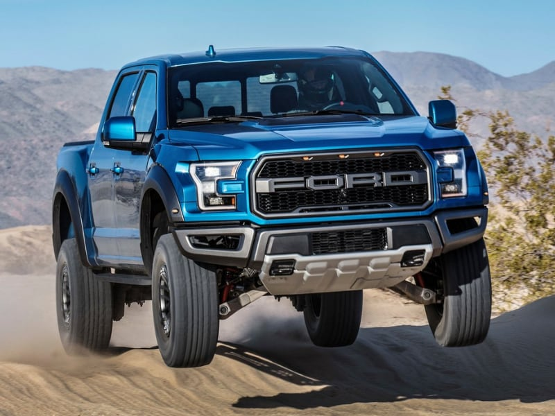 2019 Ford Raptor Vs Ram Rebel Phil Long Ford Denver