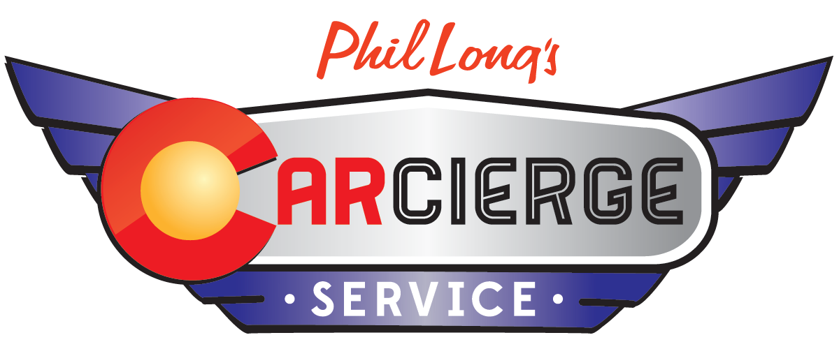 Logo for Phil Long Carcierge service in Denver
