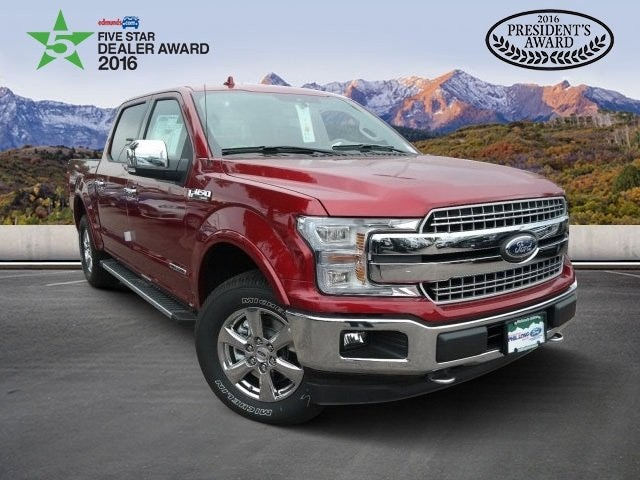 New Ford Truck >> New Ford Trucks Suvs Cars In Denver Phil Long Ford