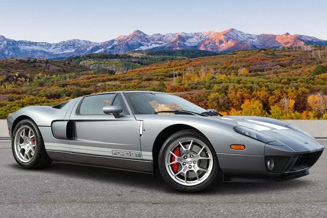 2006 Ford GT Coupe