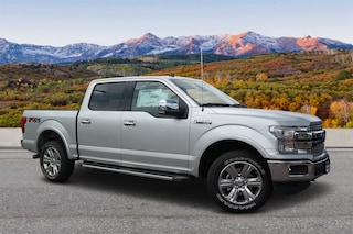 2019 Ford F-150 4WD CC Truck SuperCrew Cab