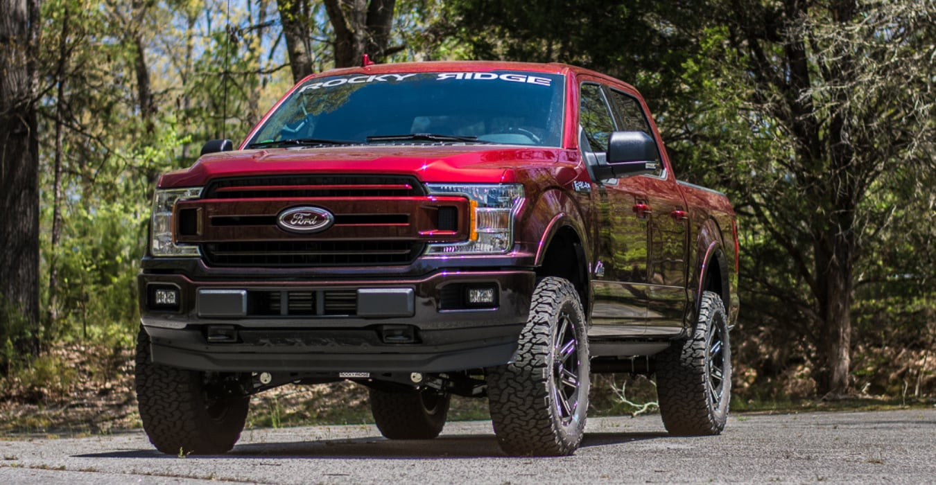 Ford F-150 Alpine by Rocky Ridge Trucks