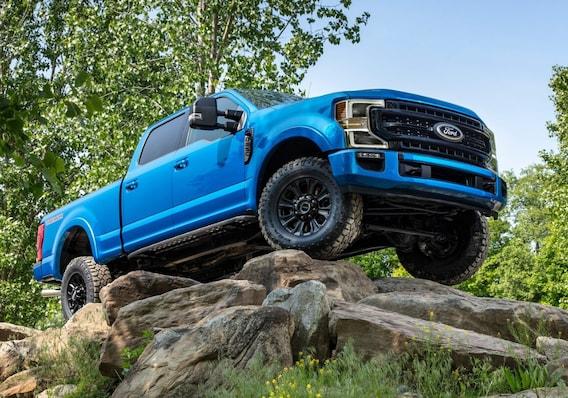 Ford F250 Diesel Raptor