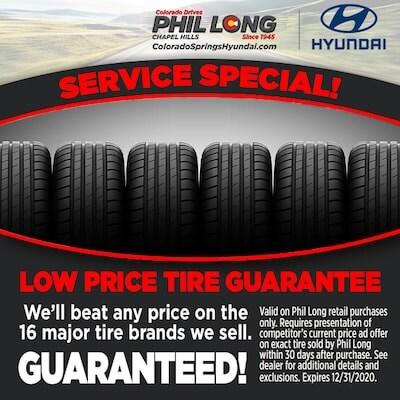 Low Price Tire Gaurantee