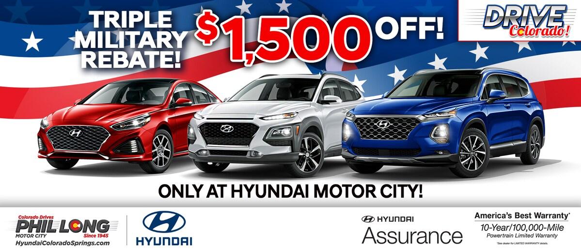 Phil Long Hyundai >> Phil Long Hyundai Of Motor City New Hyundai Dealership In Colorado