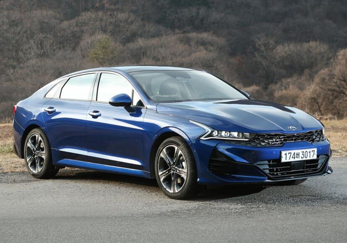 2021 Kia Optima Hybrid Model