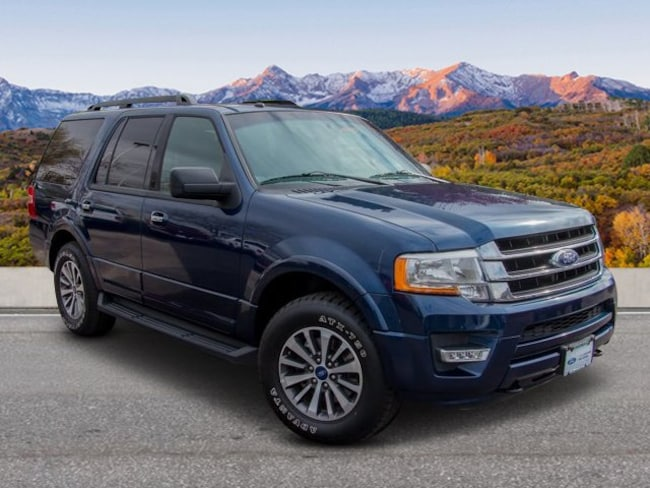 2017 Ford Expedition 4WD XLT