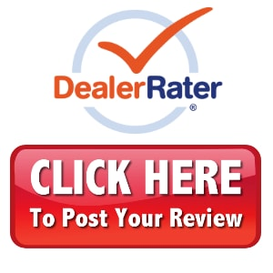 Dealerrater logo where you can click to leave a Dealerrater review on Phil Long Ford
