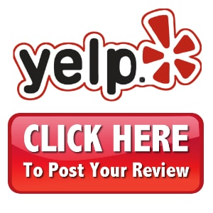 Yelp logo where you can click to leave a yelp review on Phil Long Ford