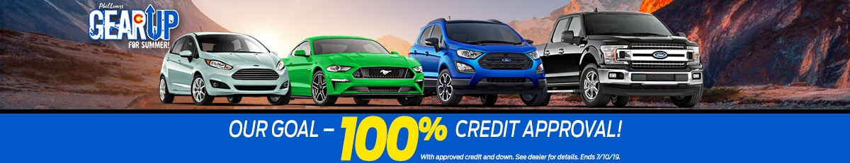 New Ford specials in Colorado Springs at Phil Long Ford of Motor City