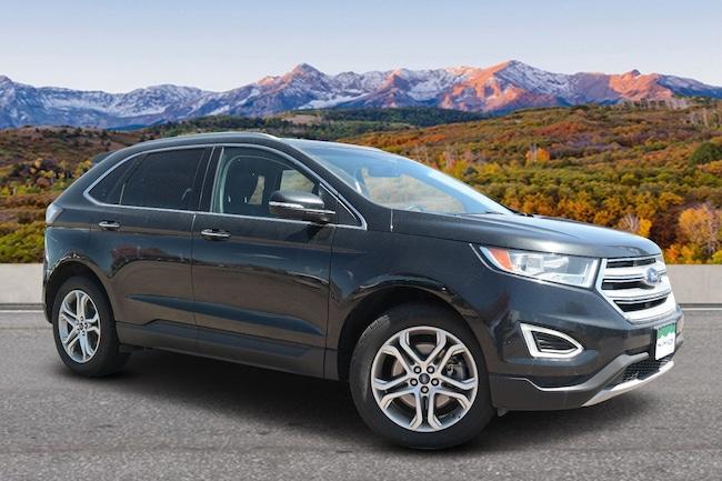 2015 Ford Edge Titanium Titanium AWD