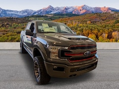 2019 Ford F-150 Official Harley Davidson Lariat Truck SuperCrew Cab