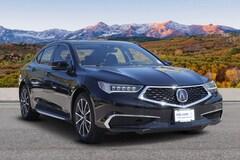 2018 Acura TLX w/Technology Pkg 3.5L SH-AWD w/Technology Pkg