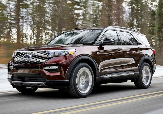 2020 Ford Explorer Price Mpg Ratings Phil Long Ford
