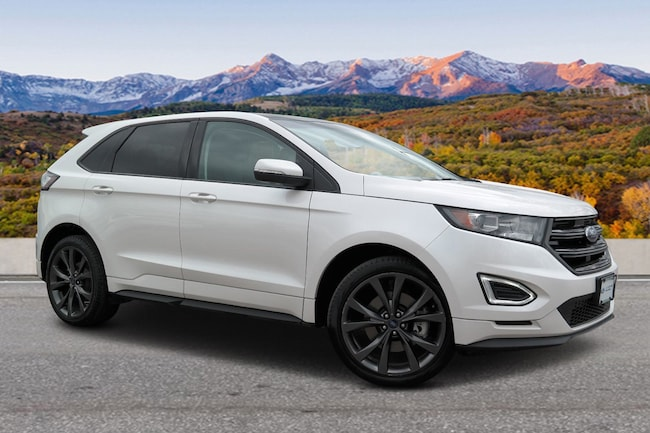 2015 Ford Edge Sport Sport AWD