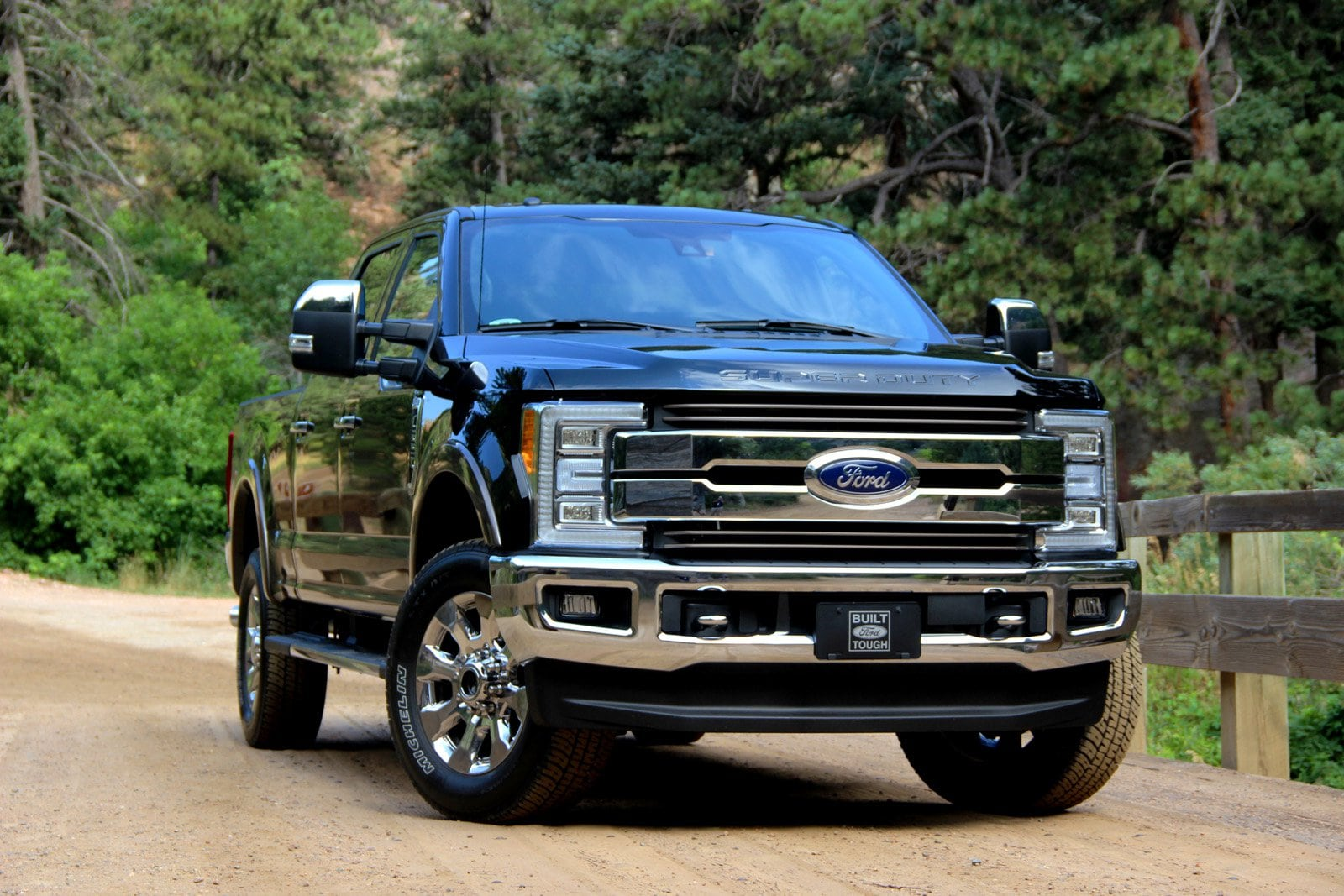 2017 ford super duty in colorado springs