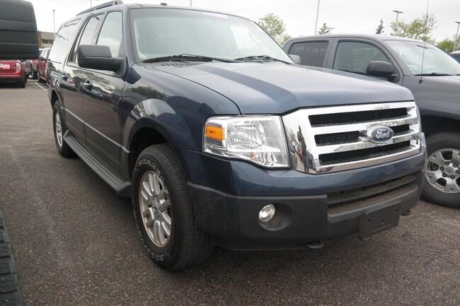 2014 Ford Expedition EL XL 4WD  XL