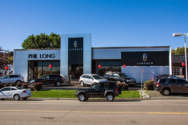 About Phil Long Lincoln Car Dealership In Colorado Springs