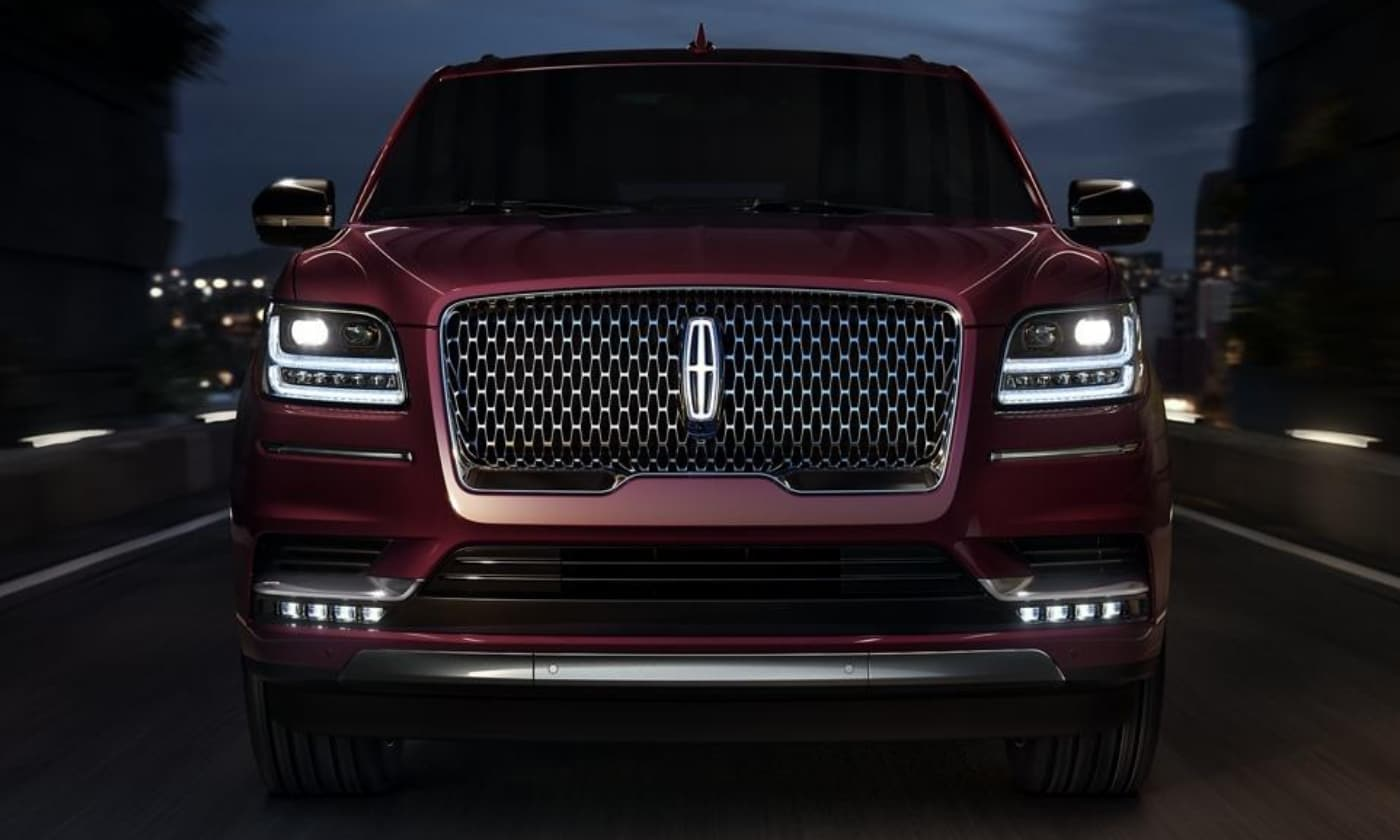 New 2021 Lincoln Navigator Black Label
